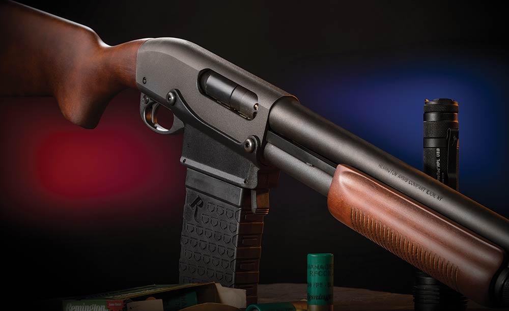 Guns Magazine Remington 870 Tactical DM - Guns Magazine
