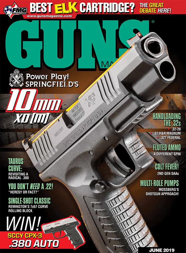 Guns Magazine Mossberg Pumpgun Packages - Guns Magazine