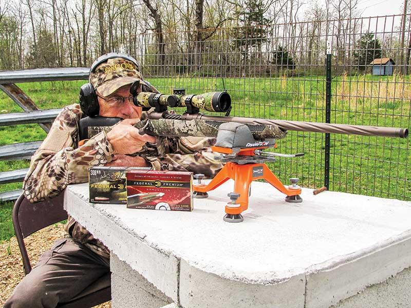 Guns Magazine Savage Arms Model 110 High Country - Guns Magazine