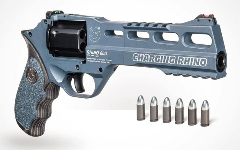 Chiappa Charging Rhino Gen II 60DS with 9mm rounds