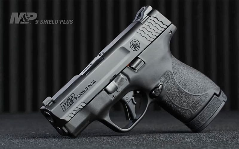 Smith & Wesson M&P9 Shield Plus